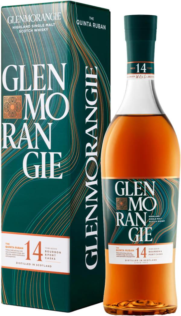 Glenmorangie Quinta Ruban 14 Year Old Single Malt