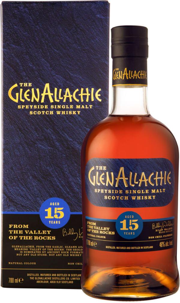 GlenAllachie 15 Year Old Single Malt
