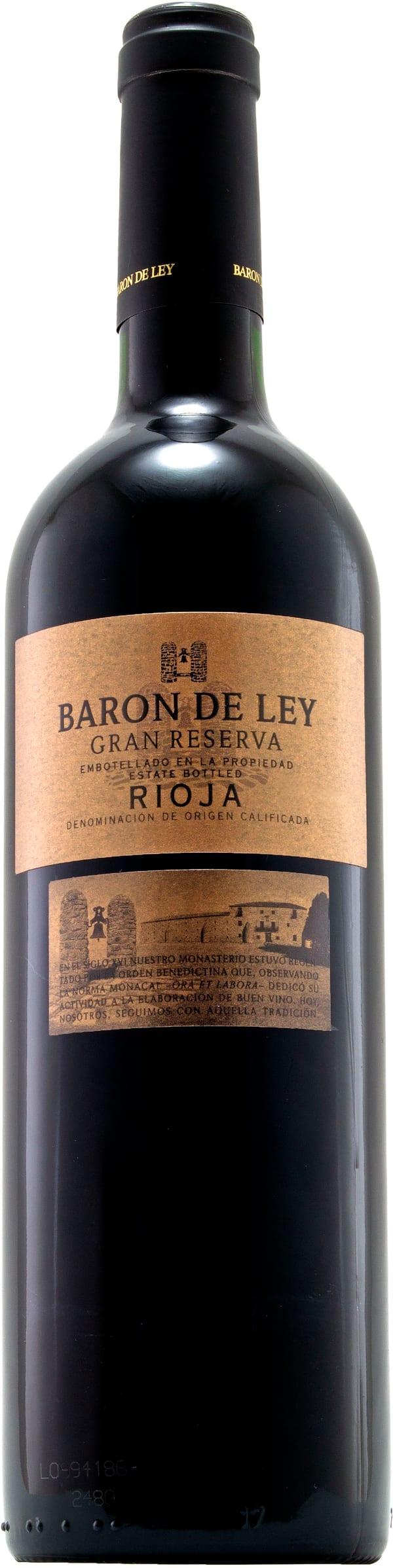 Baron de Ley Gran Reserva 2012