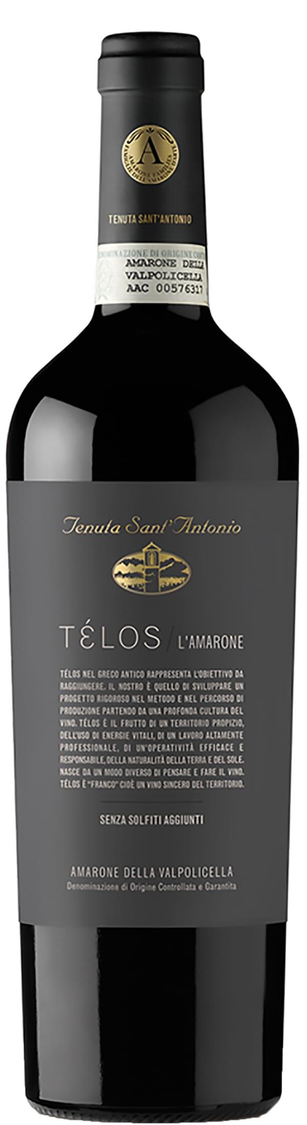 Tenuta Sant'Antonio Télos L'Amarone 2011