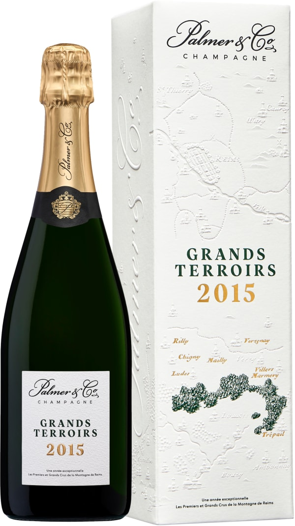 Palmer & Co Vintage Champagne Brut 2012