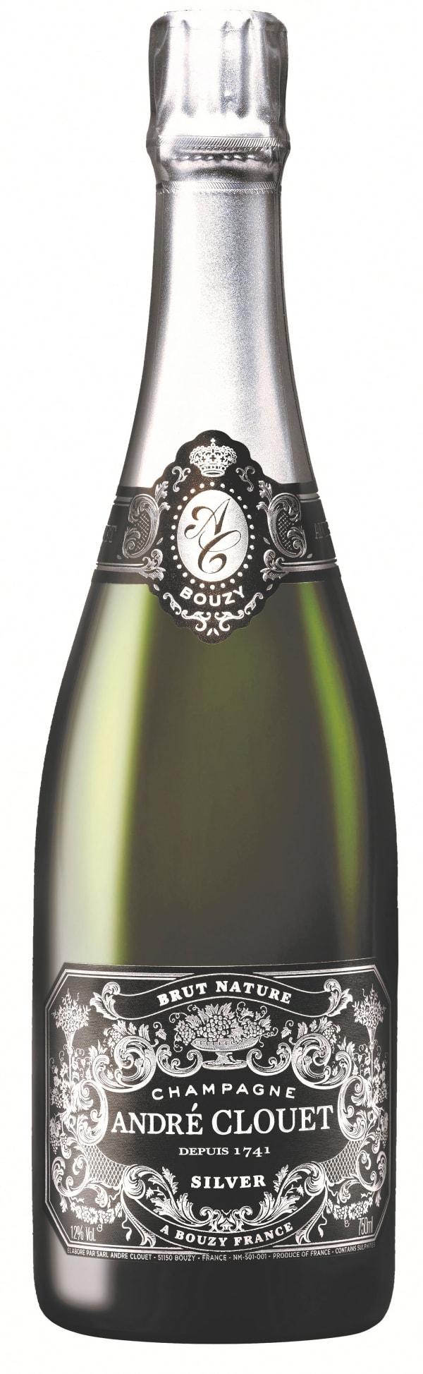 André Clouet Silver Champagne Brut Nature