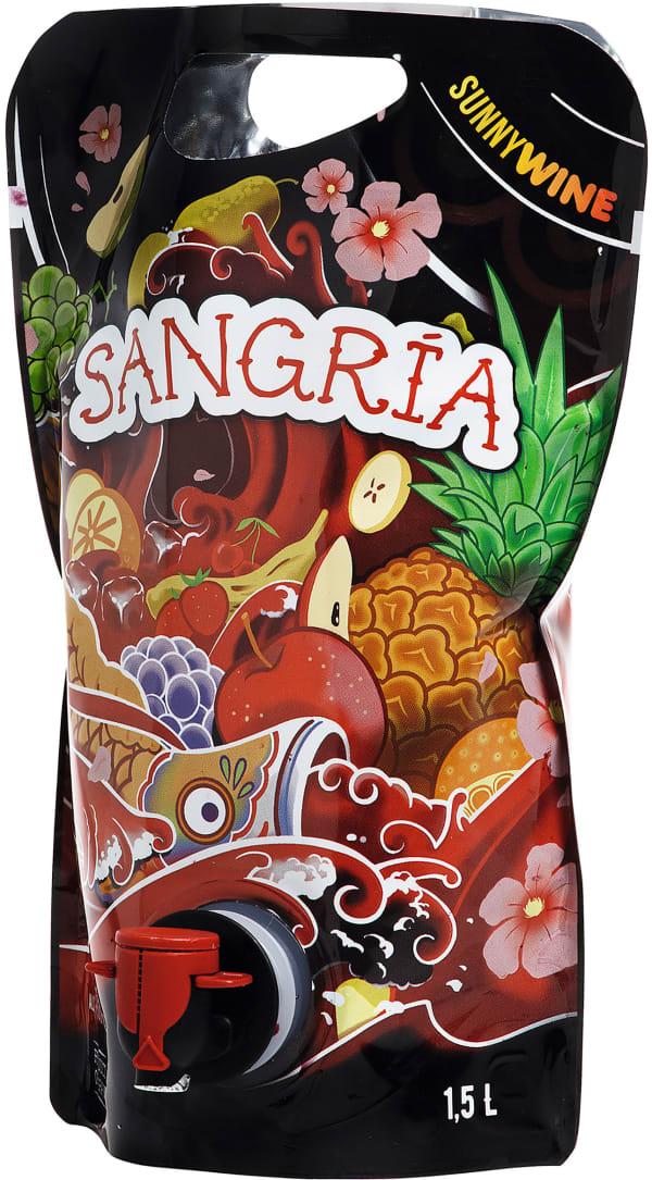 Sunnywine Sangria wine pouch