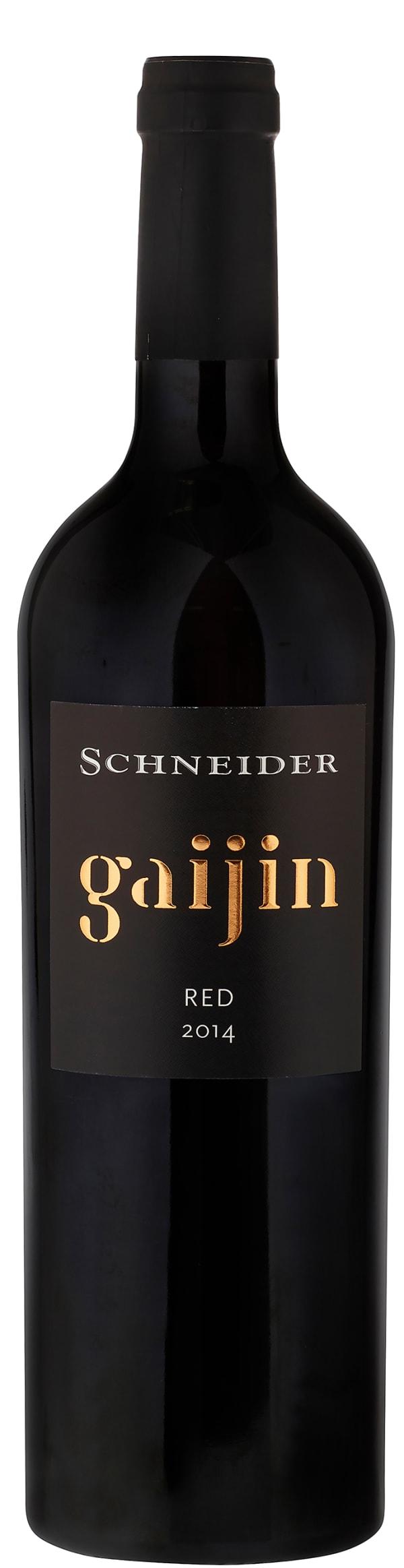 Schneider Gaijin Red 2014