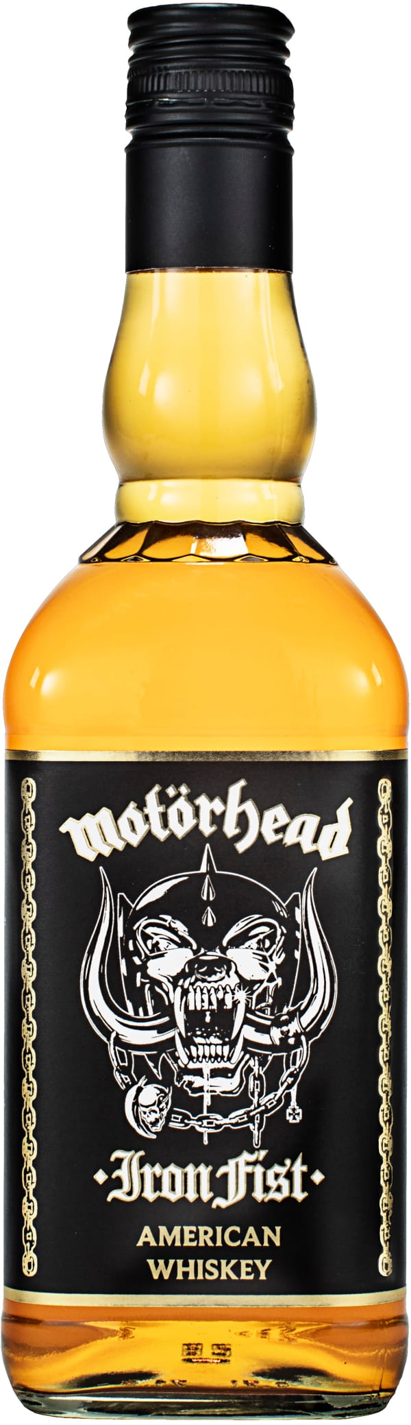 Motörhead Iron Fist American Whiskey