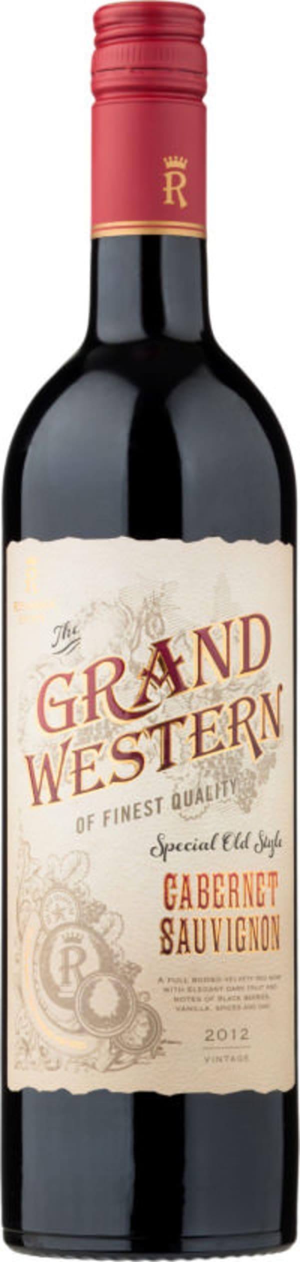 The Grand Western Cabernet Sauvignon 2014