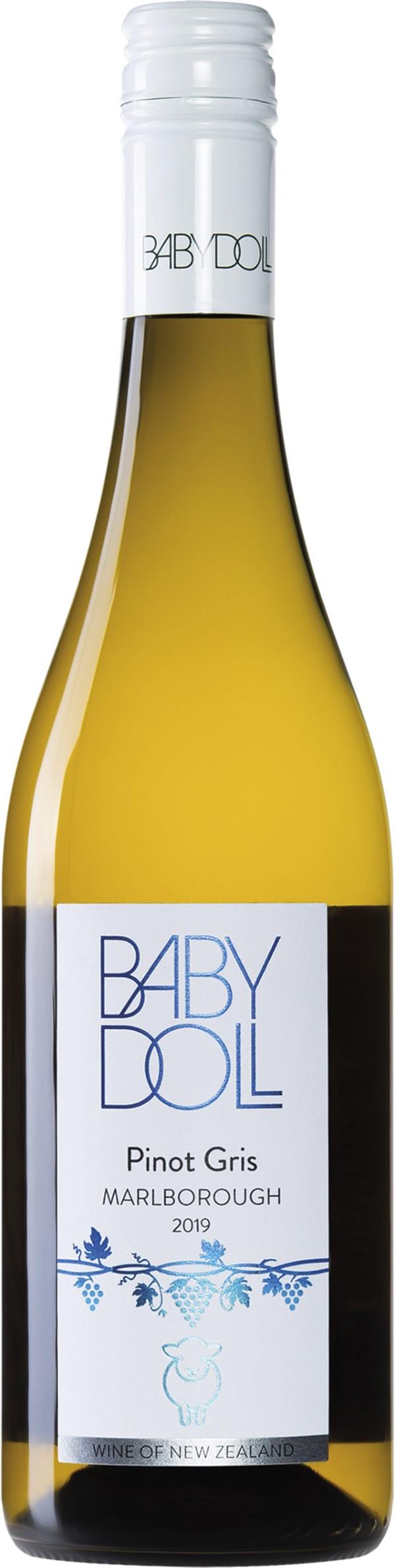 Babydoll Pinot Gris 2019
