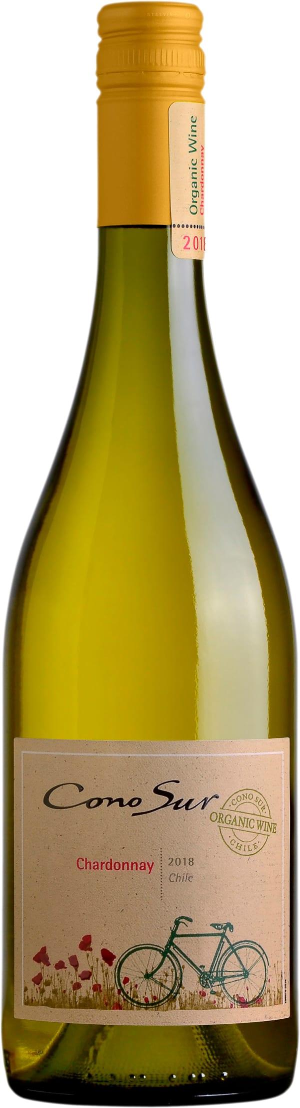 Cono Sur Organic Chardonnay 2018