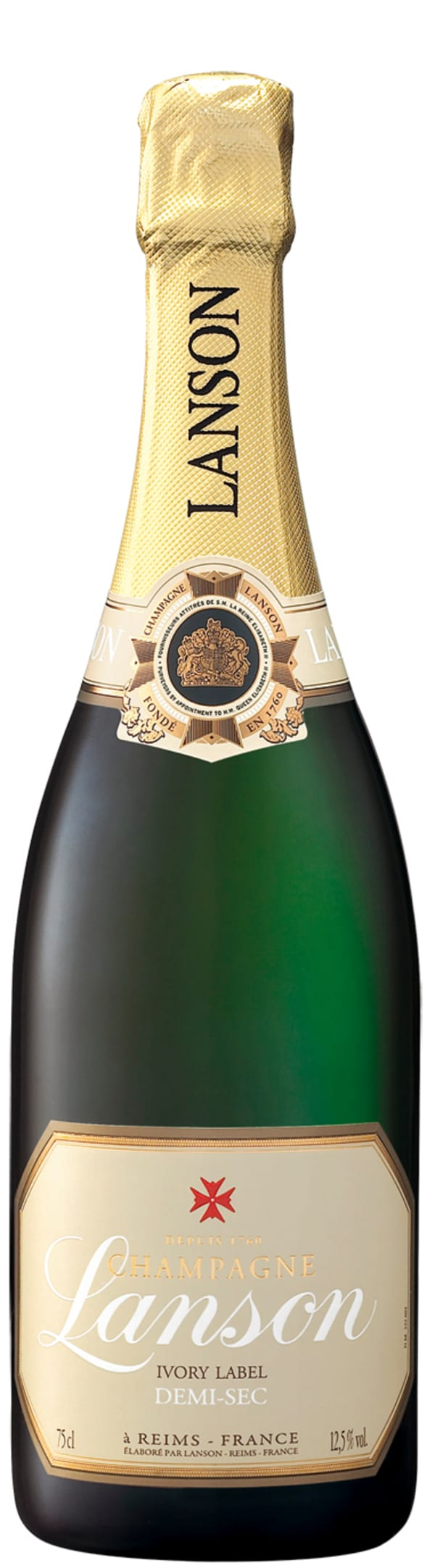 Lanson Ivory Label Champagne Demi-Sec