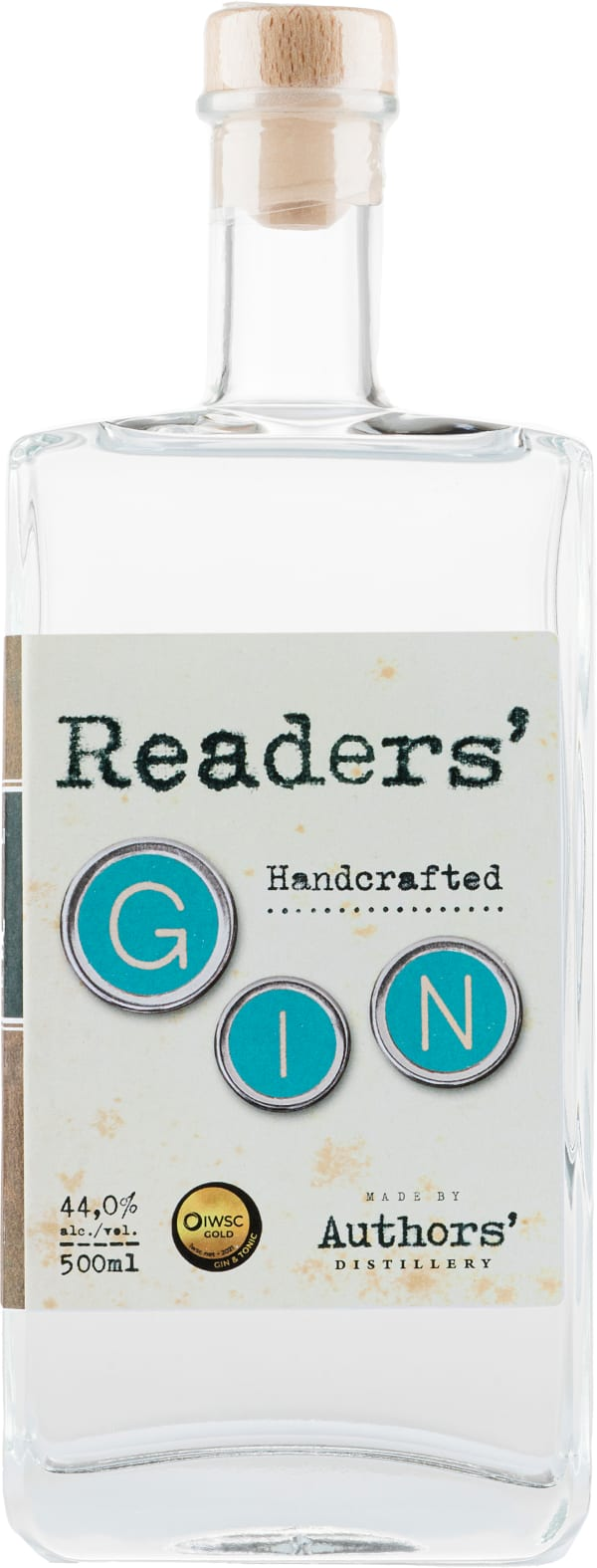 Readers´Gin