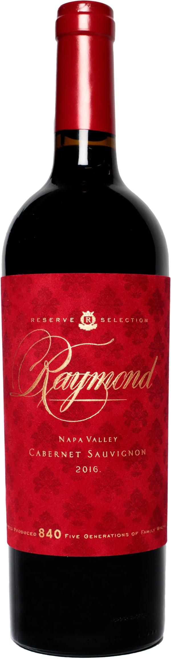 Raymond Reserve Selection Cabernet Sauvignon 2013