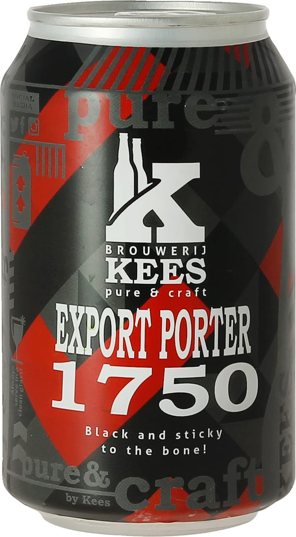 Kees Export Porter can