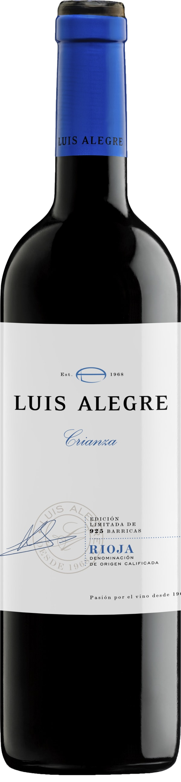 Luis Alegre Crianza 2015