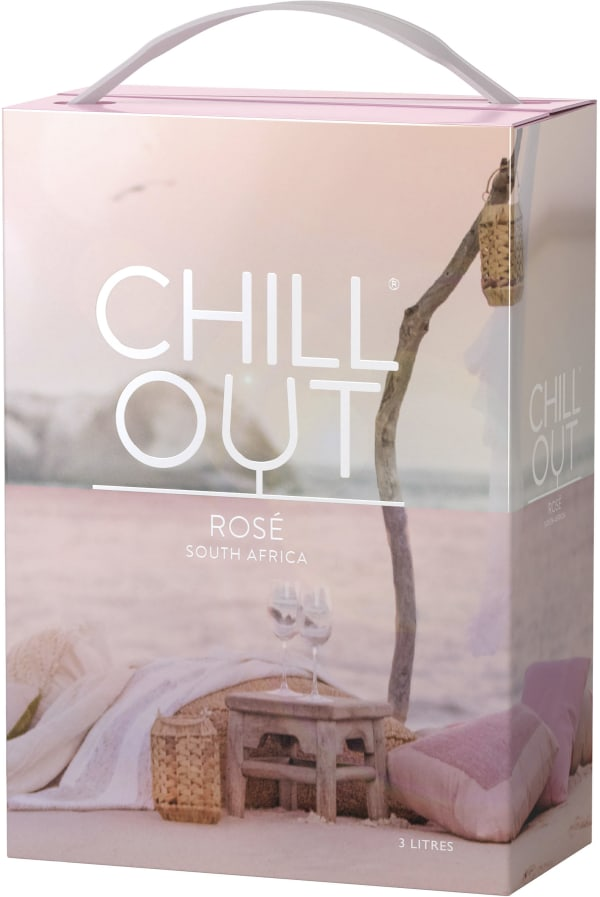 Chill Out Rose South Africa lådvin