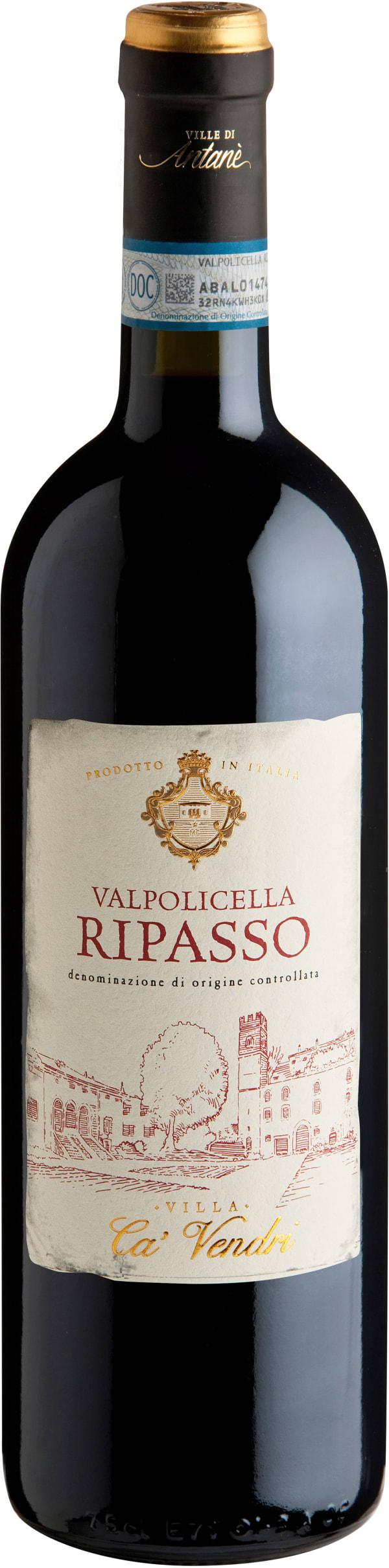 Valpolicella Ripasso Ca´Vendri 2017