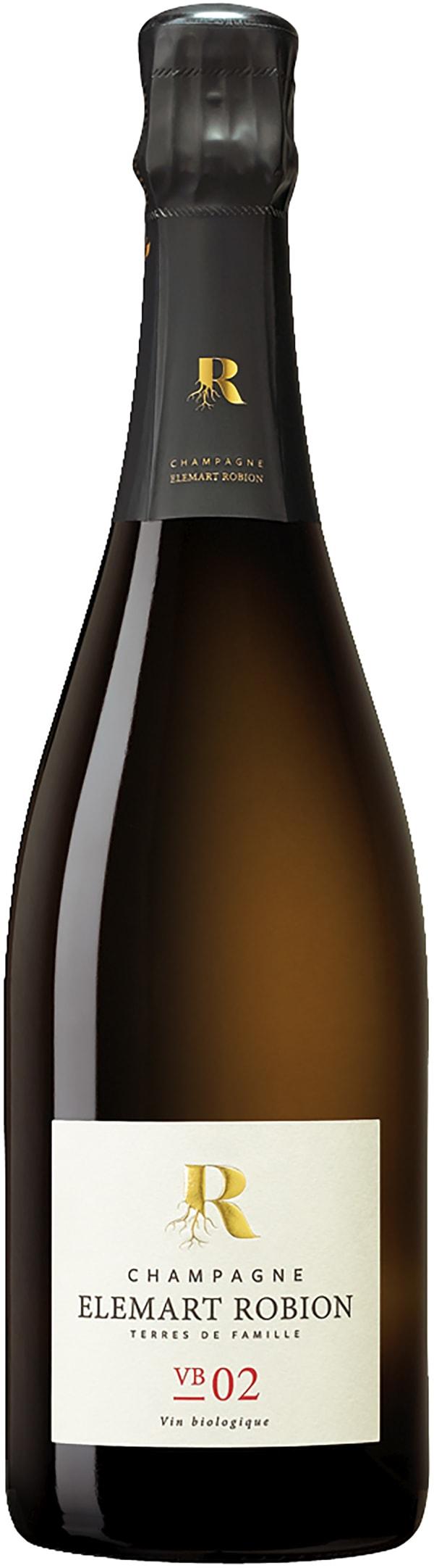 Elemart Robion VB02 Champagne Extra Brut