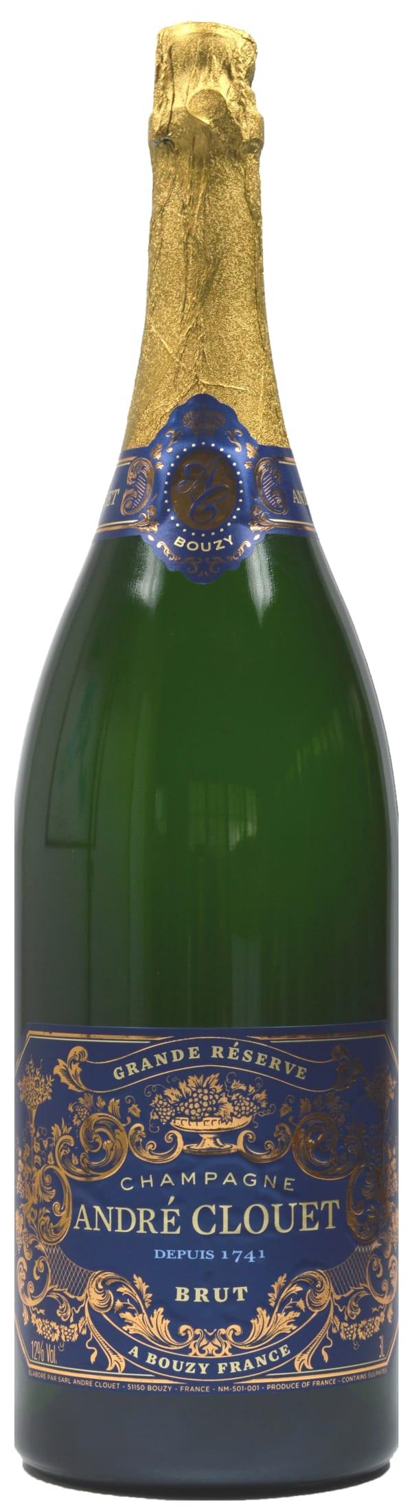 André Clouet Grande Reserve Champagne Brut Jeroboam