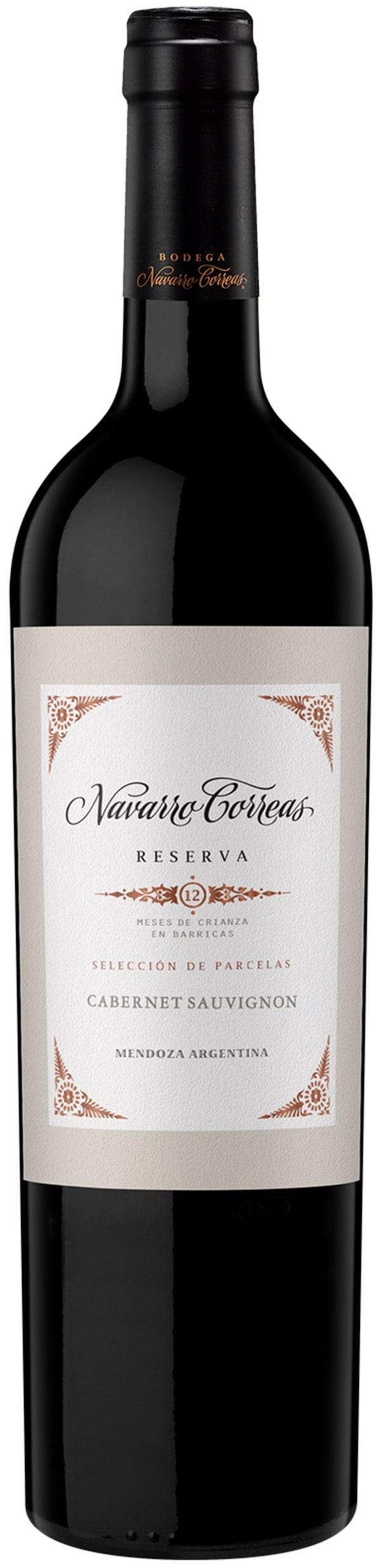 Navarro Correas Reserve Cabernet Sauvignon 2018