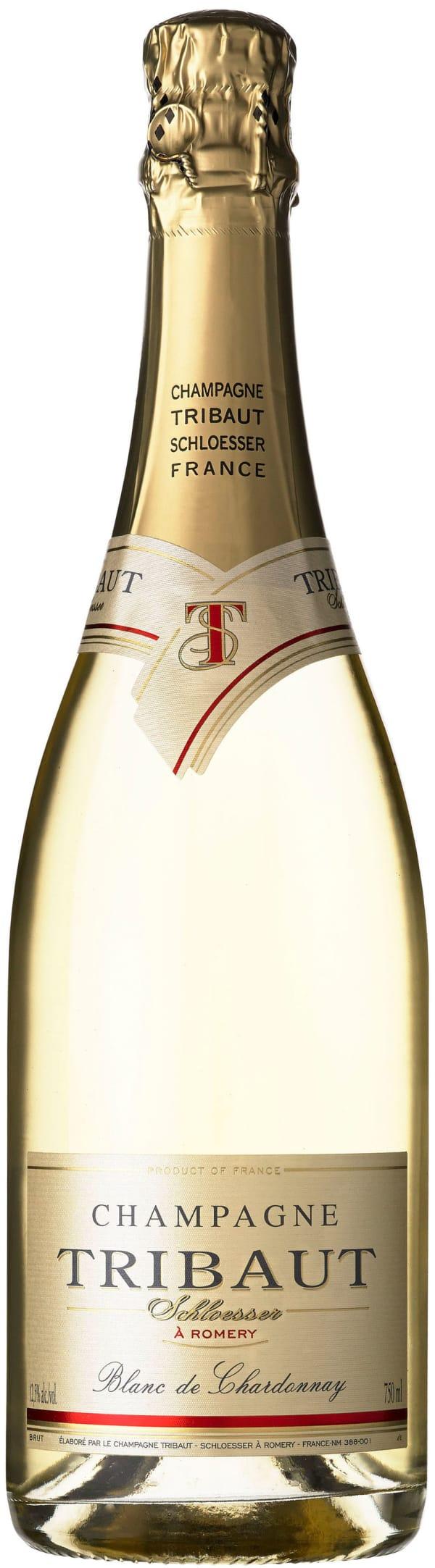 Tribaut Blanc de Chardonnay Champagne Brut