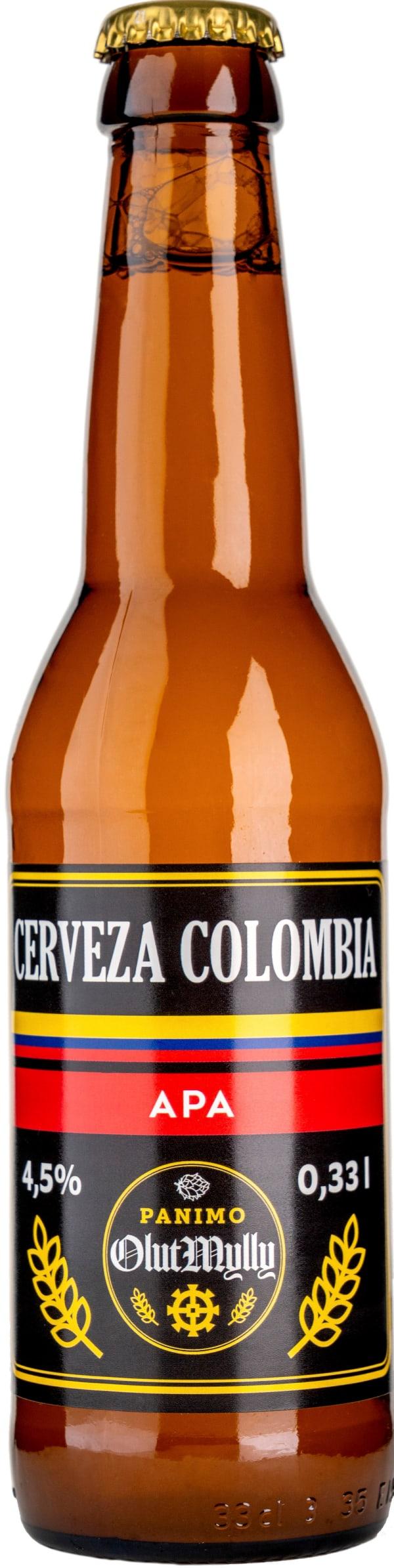 OlutMylly Cerveza Colombia APA