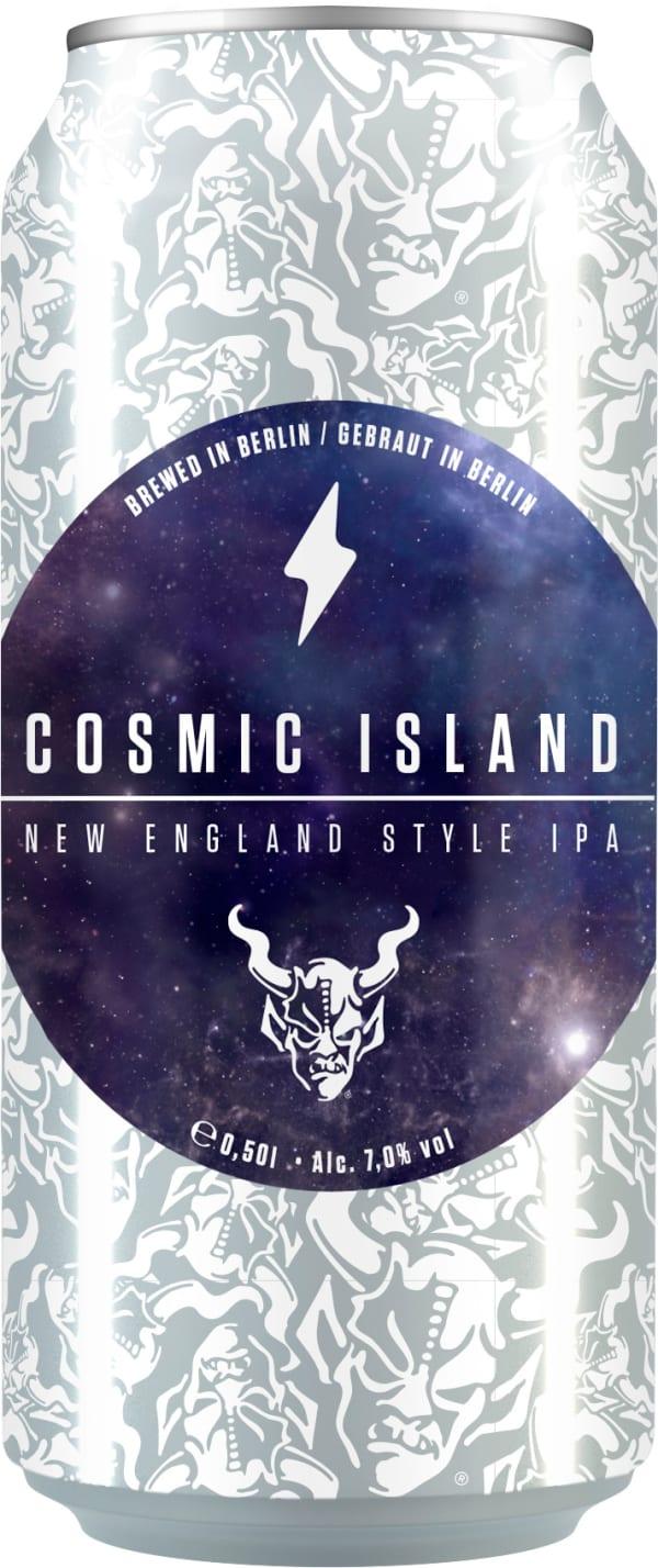 Stone Cosmic Island New England Style IPA can