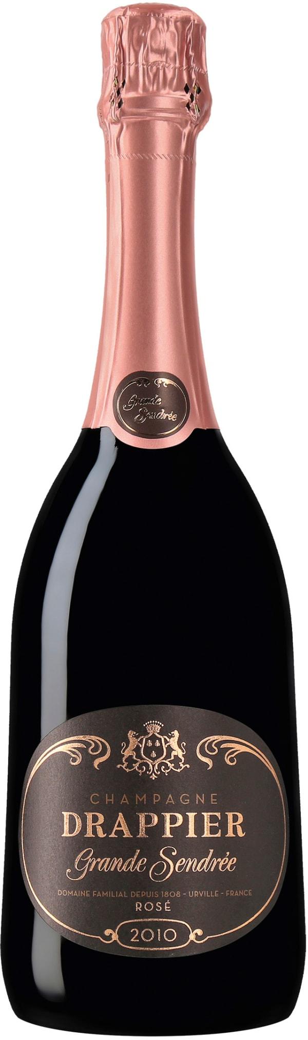 Drappier Grande Sendrée Rosé Champagne Brut 2010
