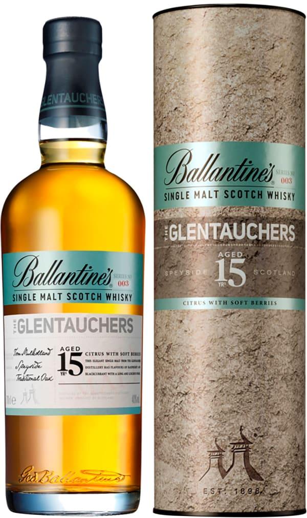 Glentauchers 15 Year Old Single Malt