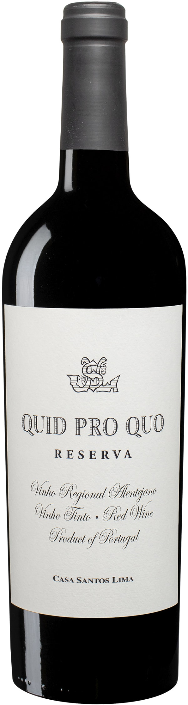 Quid Pro Quo Reserva Tinto 2017