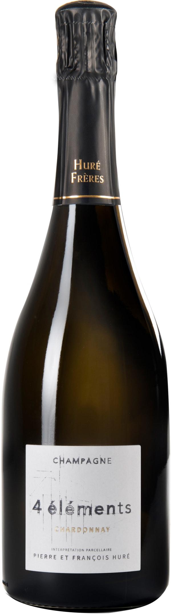 Huré Frères 4 Éléments Chardonnay Champagne Extra Brut 2015
