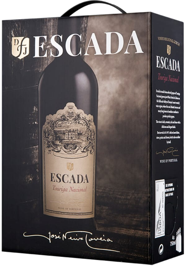 Escada Touriga Nacional 2016 bag-in-box