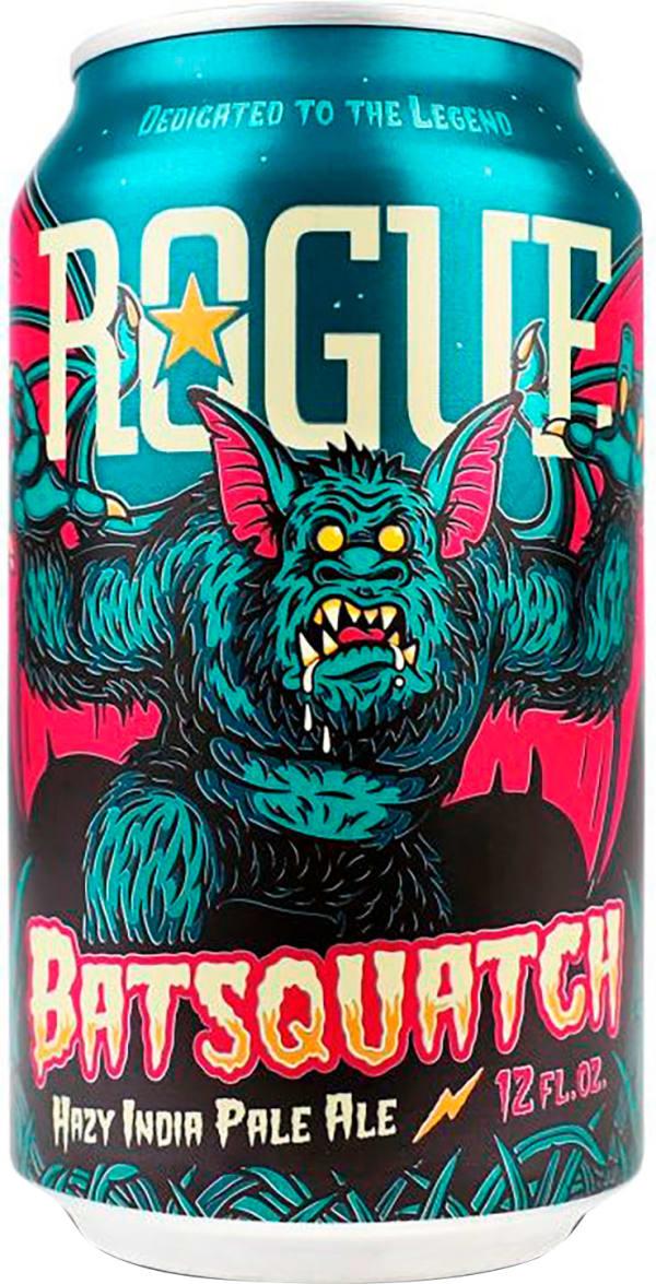 Rogue Batsquatch Hazy India Pale Ale burk