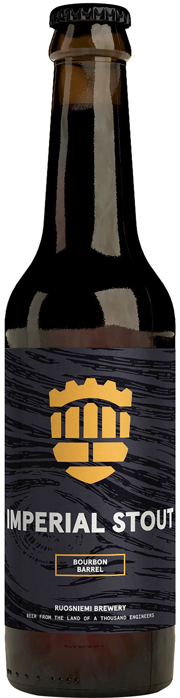 Ruosniemen Bourbon Barrel Imperial Stout 2019