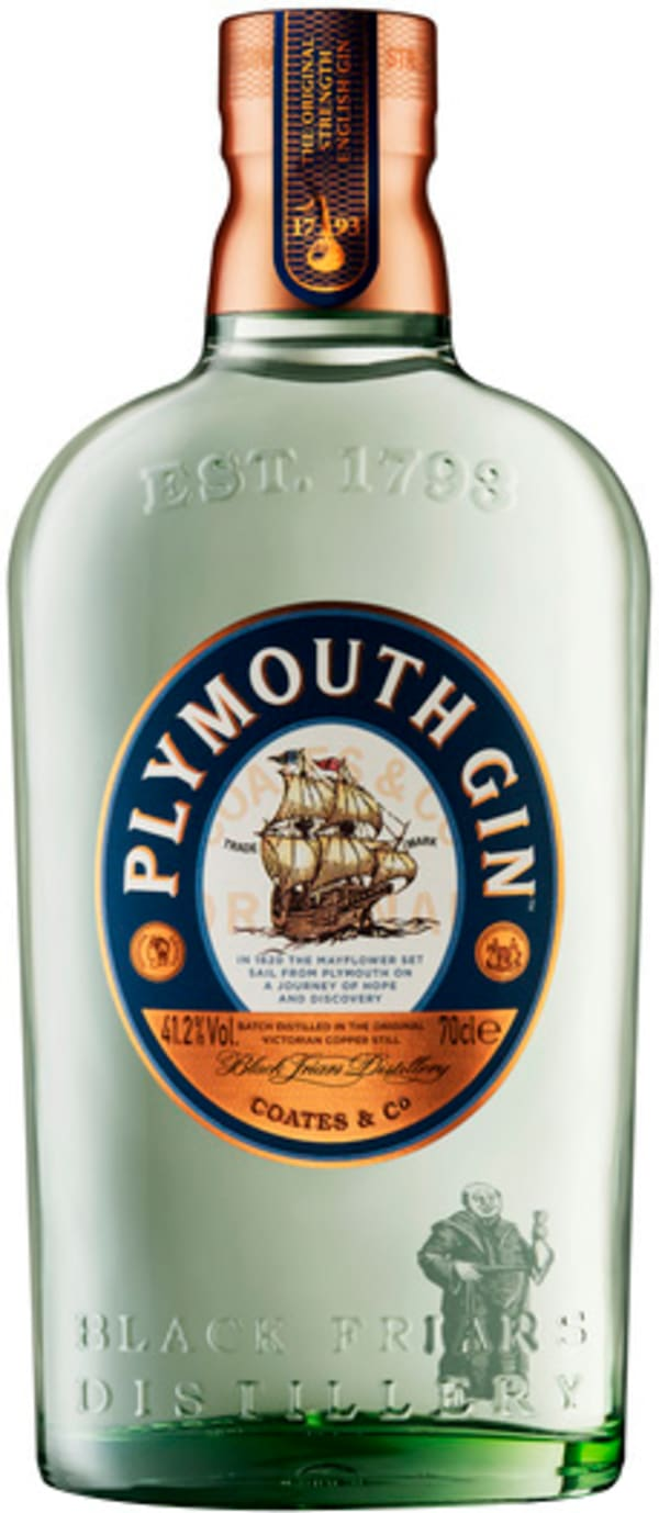 Plymouth Gin Original Strenght