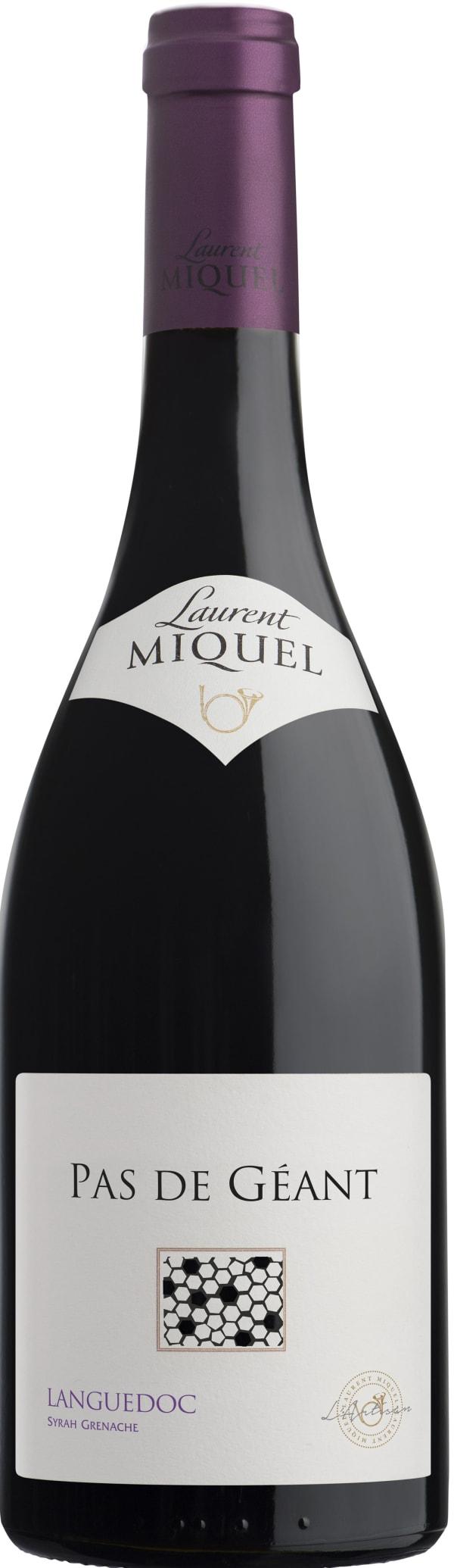 Laurent Miquel Pas de Géant Languedoc 2016