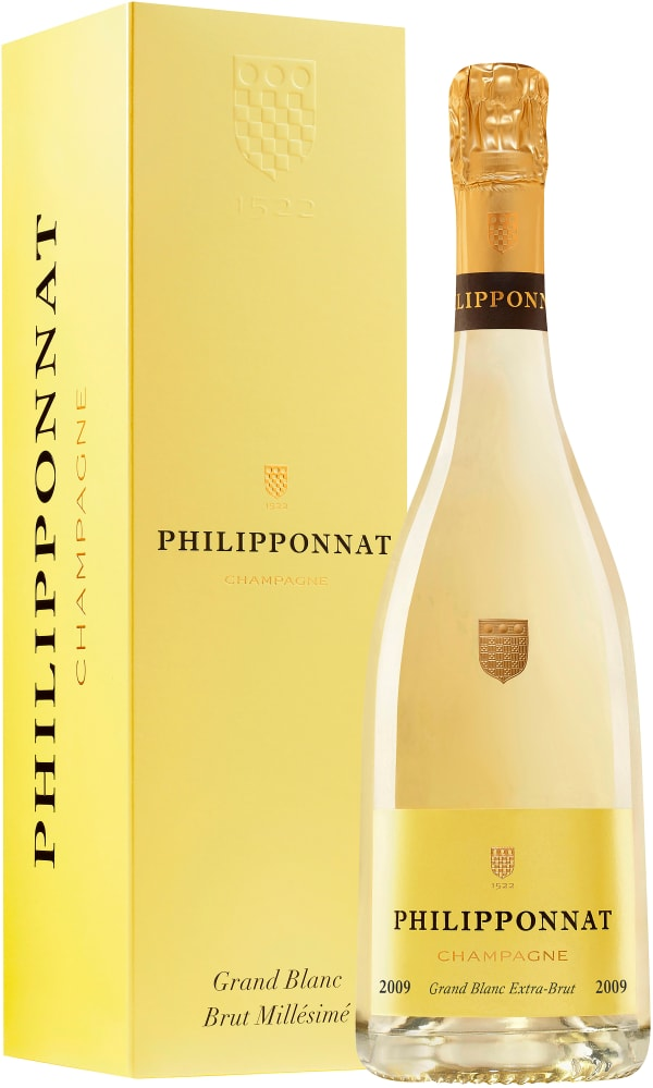 Philipponnat Champagne Grand Blanc Extra-Brut 2009