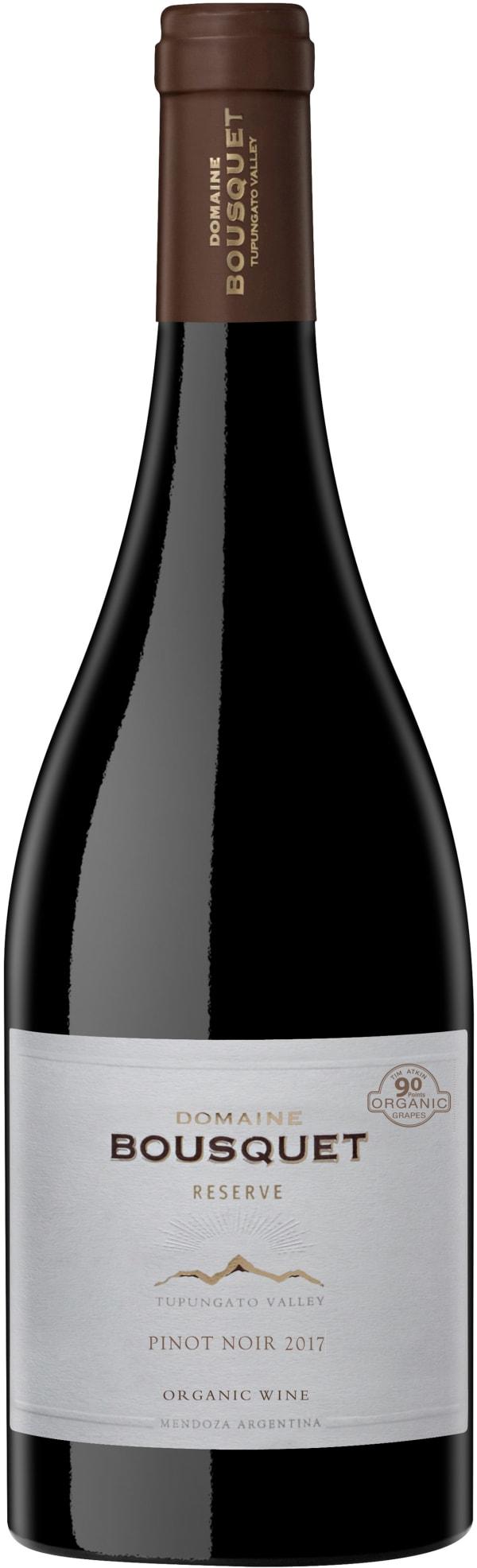 Domaine Bousquet Reserve Organic Pinot Noir 2017