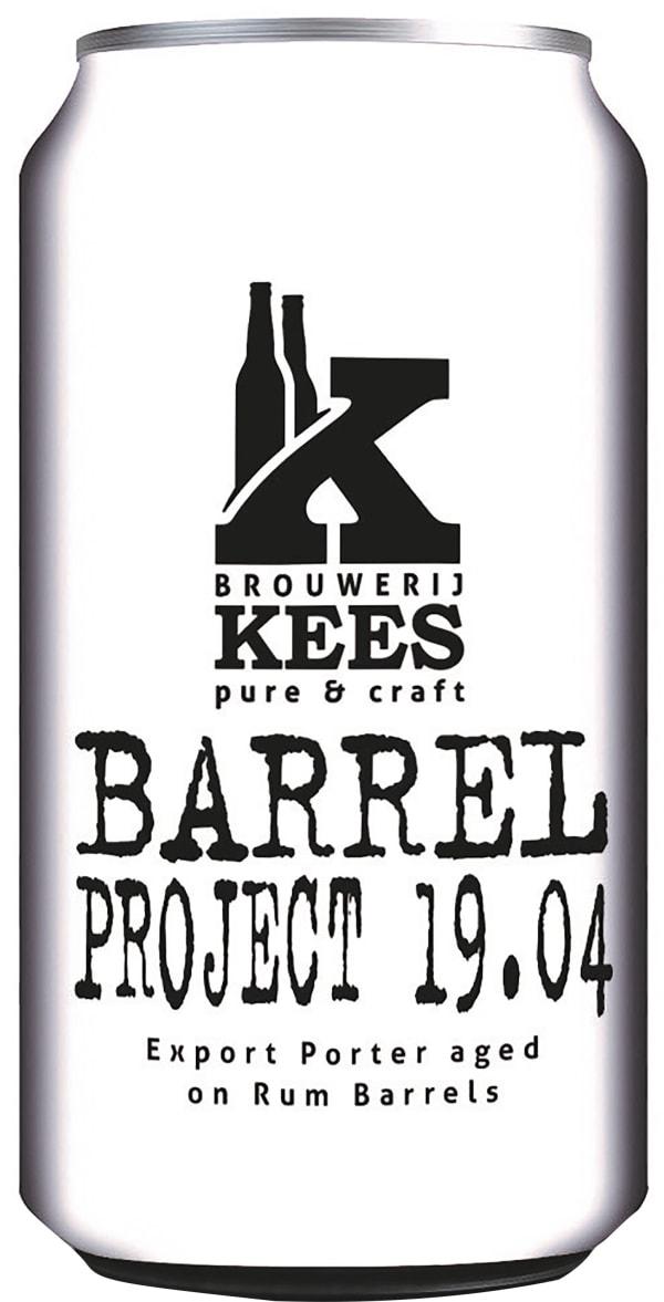 Kees Barrel Project 19.04 burk