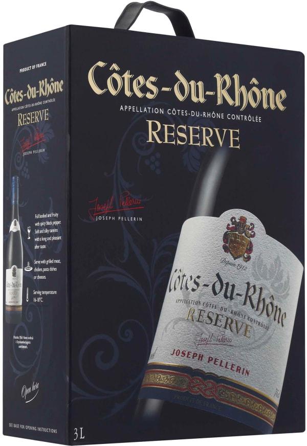 Pellerin Côtes du Rhône Reserve  2017 lådvin