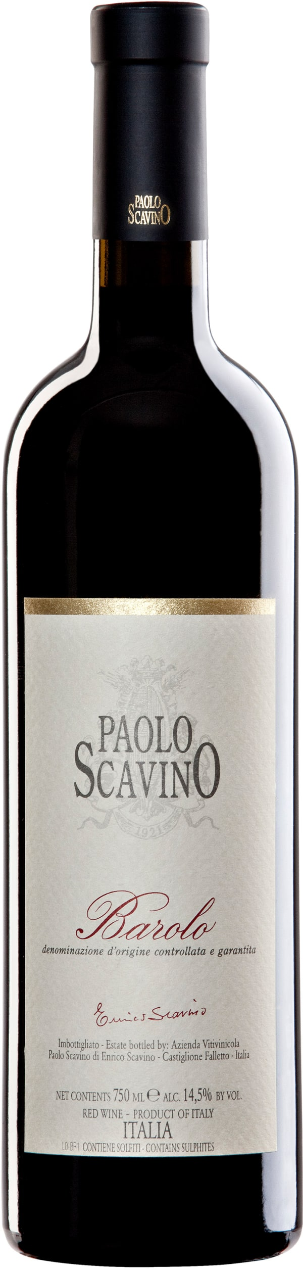 Paolo Scavino Barolo 2013