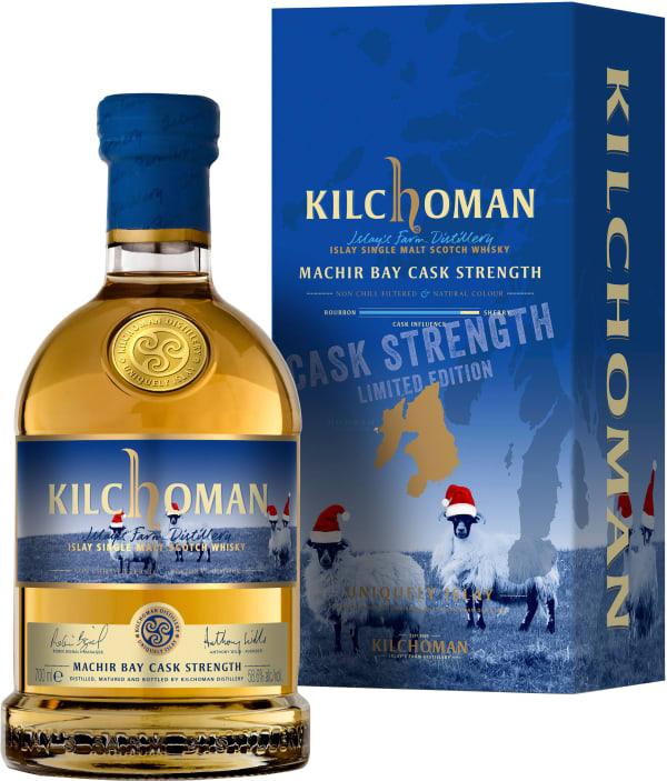 Kilchoman Machir Bay Cask Strength Single Malt