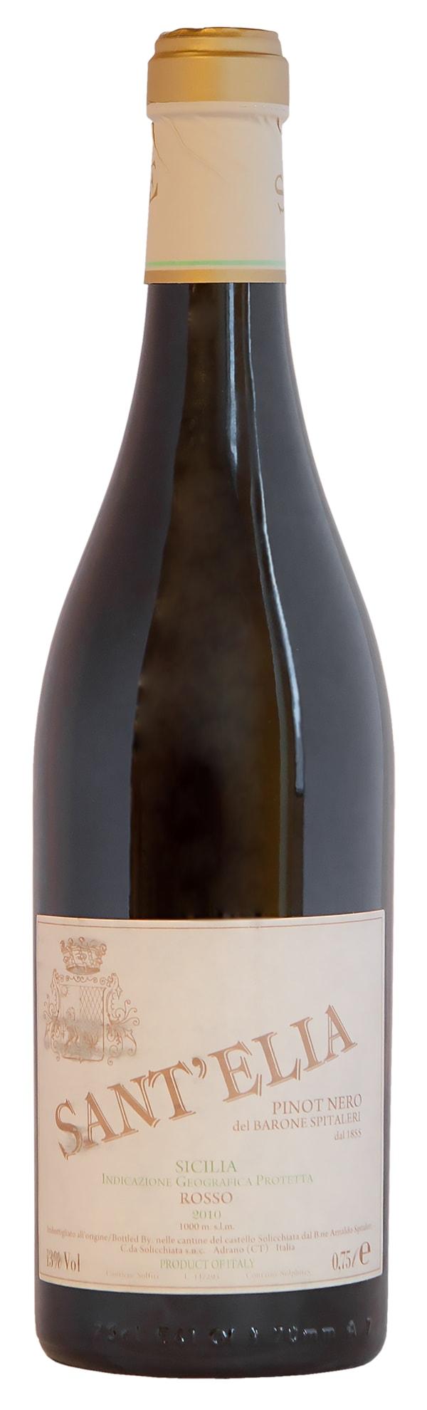 Sant´Elia Pinot Nero 2010