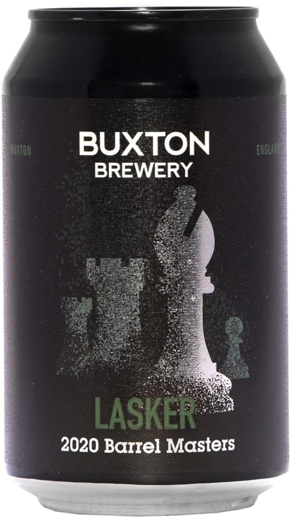 Buxton Lasker 2020 Barrel Masters burk