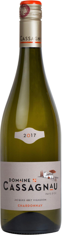 Domaine de Cassagnau Chardonnay 2017