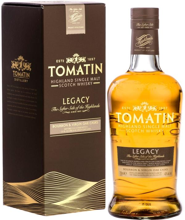 Tomatin Legacy Single Malt