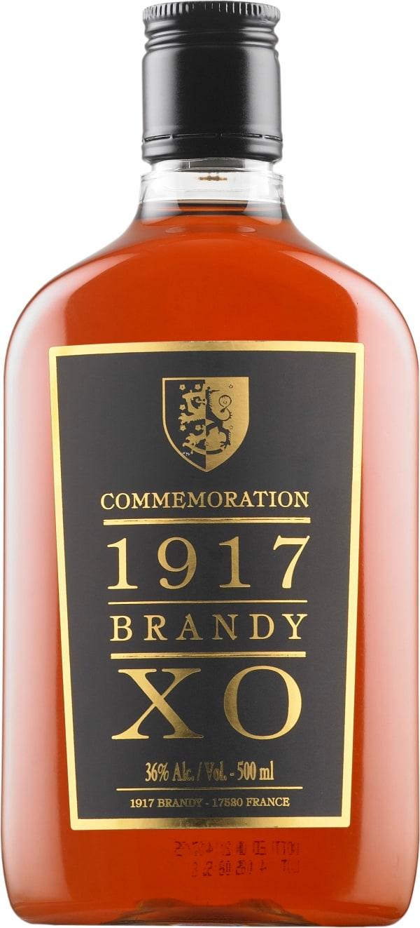 1917 Commemoration XO plastflaska
