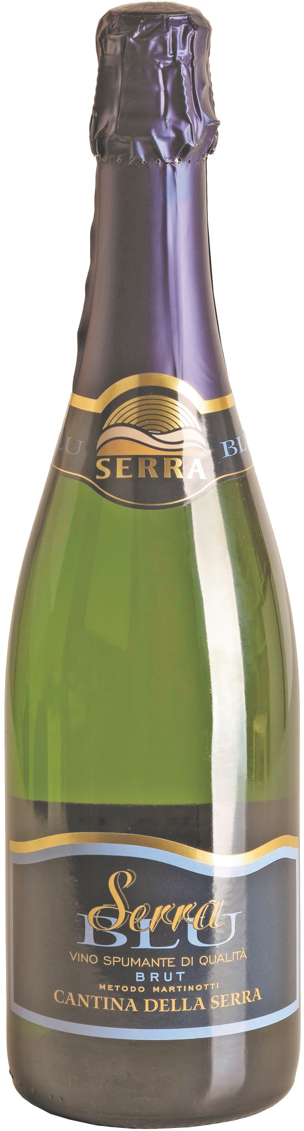 Cantina della Serra Blu Vino Brut 2017