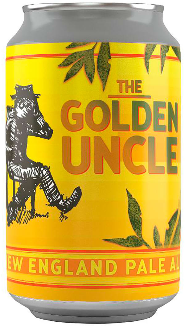 Tired Uncle The Golden Uncle New England IPA burk
