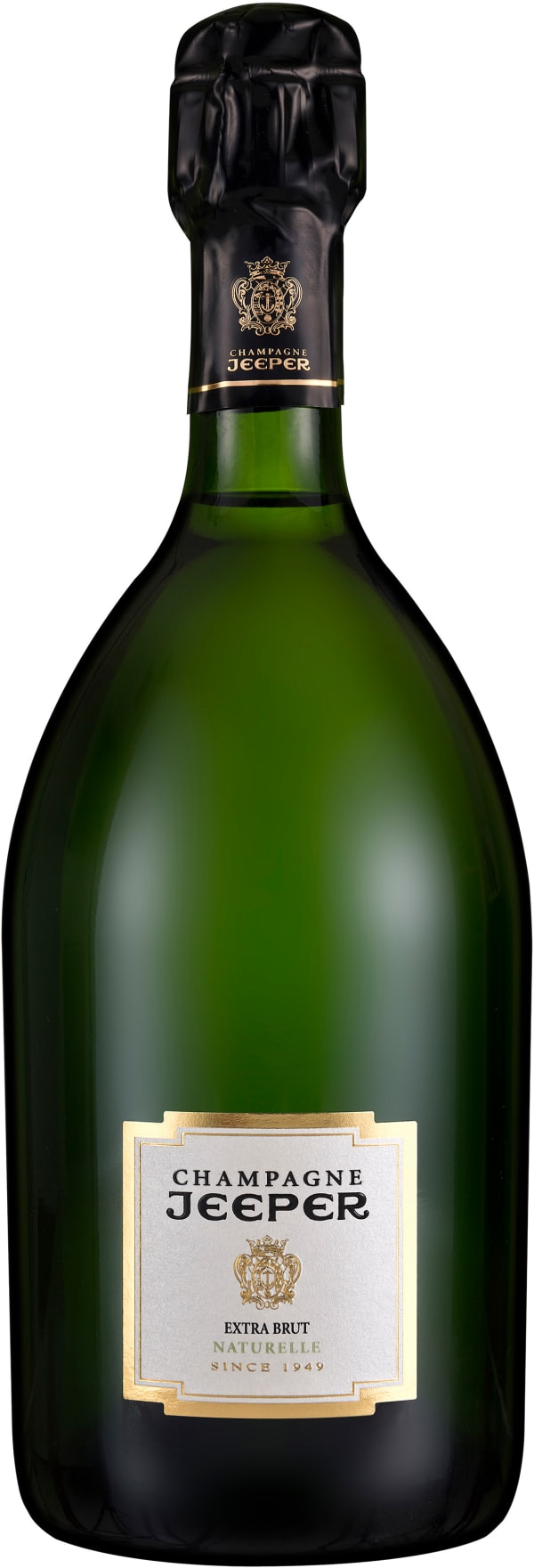 Jeeper Naturelle Champagne Extra Brut