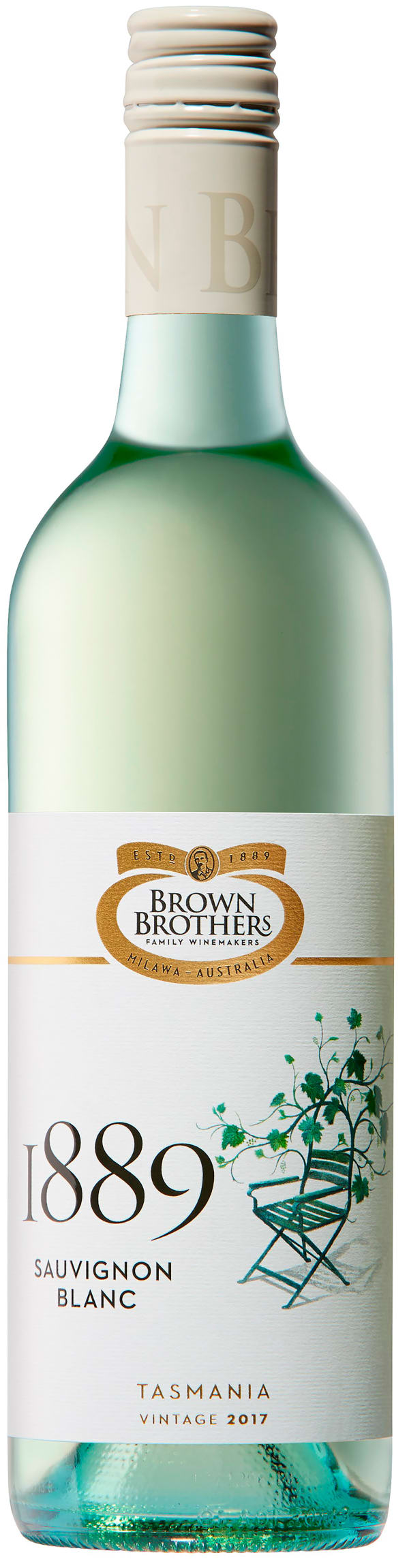 Brown Brothers 1889 Sauvignon Blanc 2017