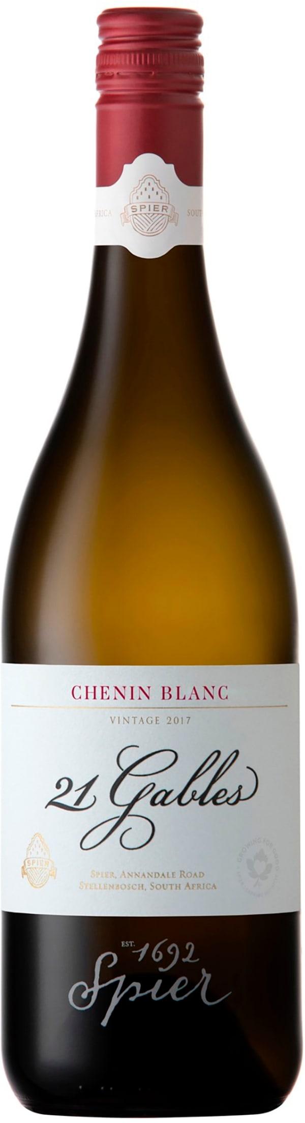 Spier 21 Gables Chenin Blanc 2016